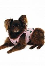 Honden T-Shirt Pink Cactus