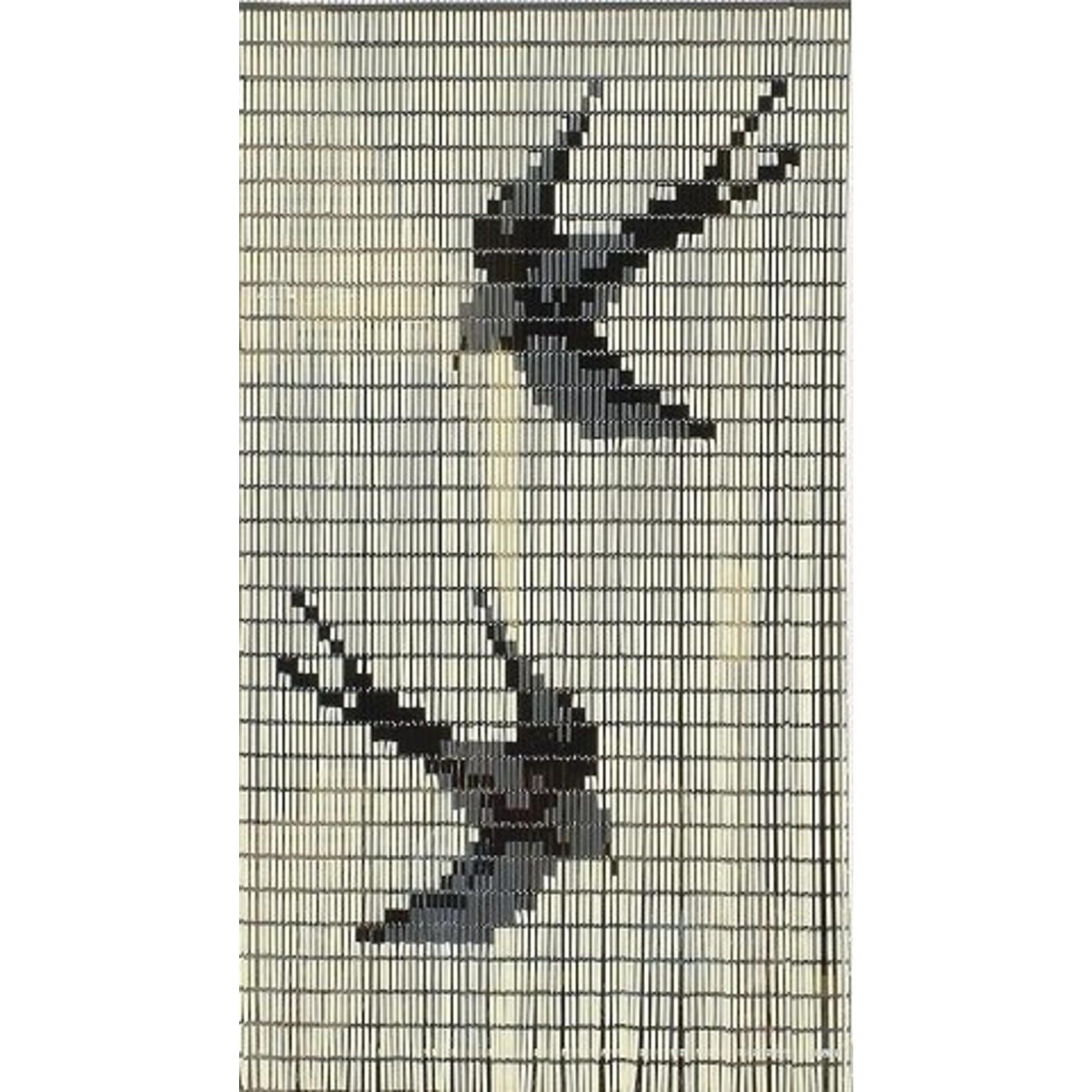 Vliegengordijn zwaluwen