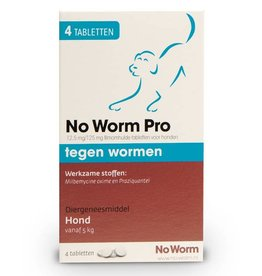 Exil No worm Pro hond large