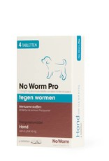 Exil No Worm Pro hond small