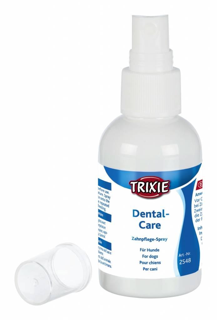 Tandverzorgingsspray