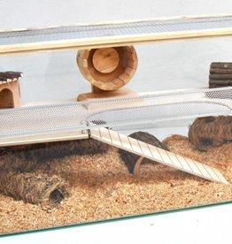 Hamsterterrarium 80 cm