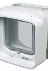 Kattenluik SureFlap DualScan 4-weg