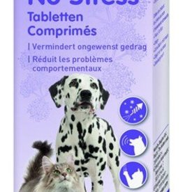 Beaphar No stress tabletten. Hond & kat