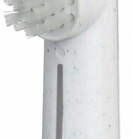 Vinger tandenborstels