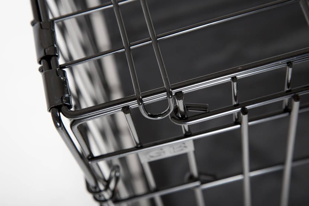 Bench Black Premium 109 cm