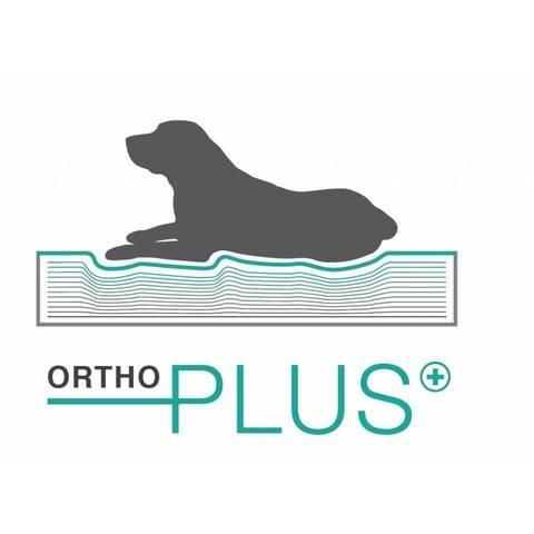 Orthopedisch hondenmand Paula Bruin 80 cm