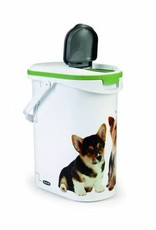 Curver Voercontainer Curver hond 4 kg