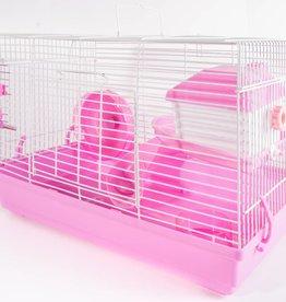 Hamsterkooi Lodewijck Roze
