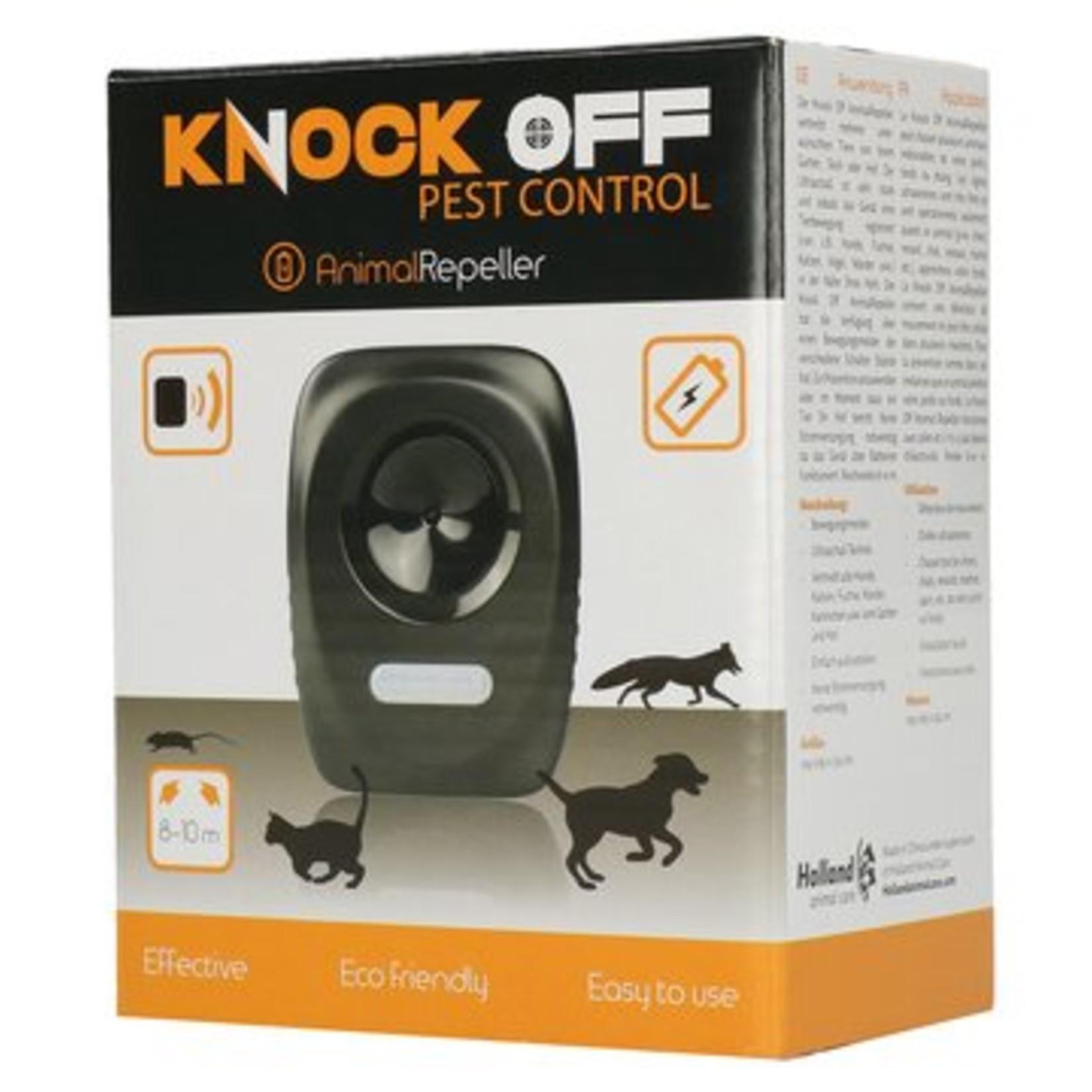 Knock Off Garden Animal Repeller