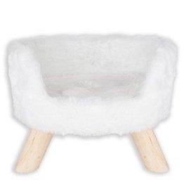 Sofa Nordic wit