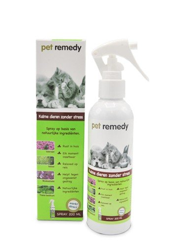 Pet Remedy, No Stress spray 200 ml