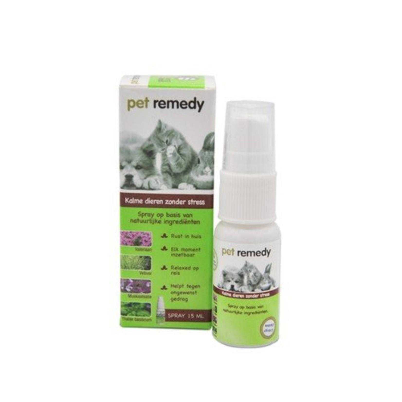 Pet Remedy, No Stress spray 15 ml