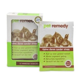 Pet Remedy, No Stress doekjes