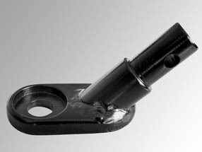 Extra koppeling hondenfietskar. Type 45