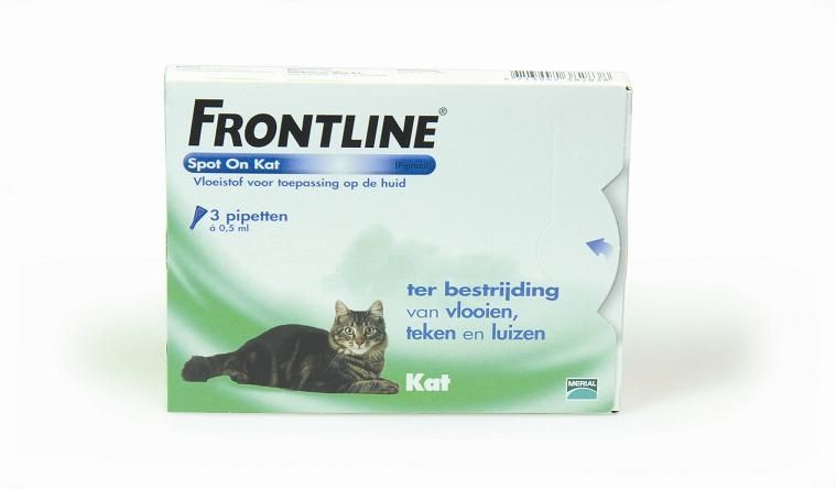 Frontline Frontline Kat 4 pipetten