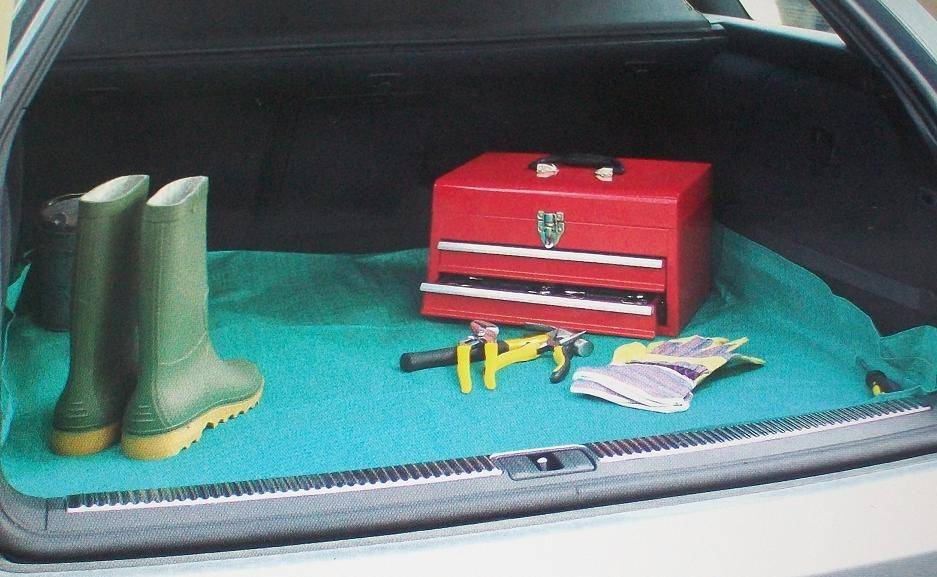 Kofferbakmat