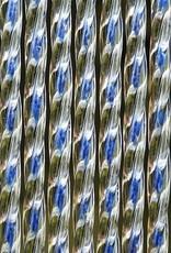 Vliegengordijn Lucca blauw
