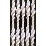 Vliegengordijn Pisa wit-creme