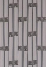 vliegengordijn wit-hulzen
