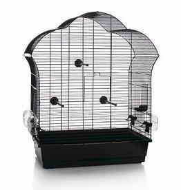 Vogelkooi Laura XL zwart