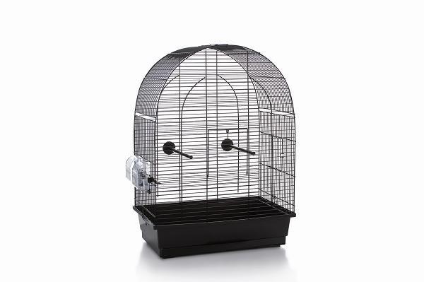 Vogelkooi Lucie Fanette  zwart