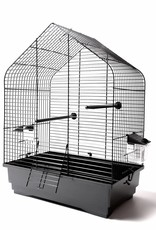 Vogelkooi Maja zwart