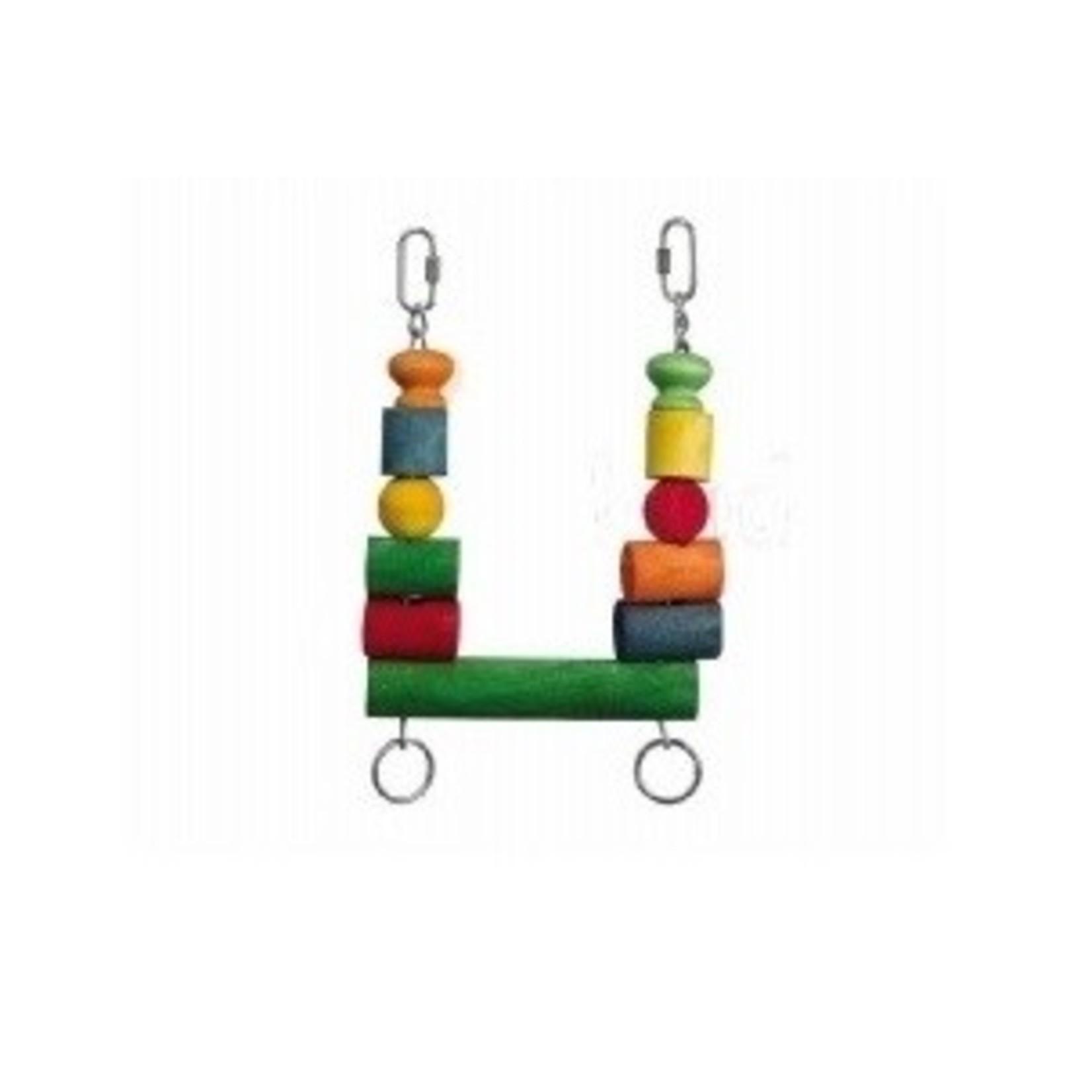 Vogelspeelgoed Swing