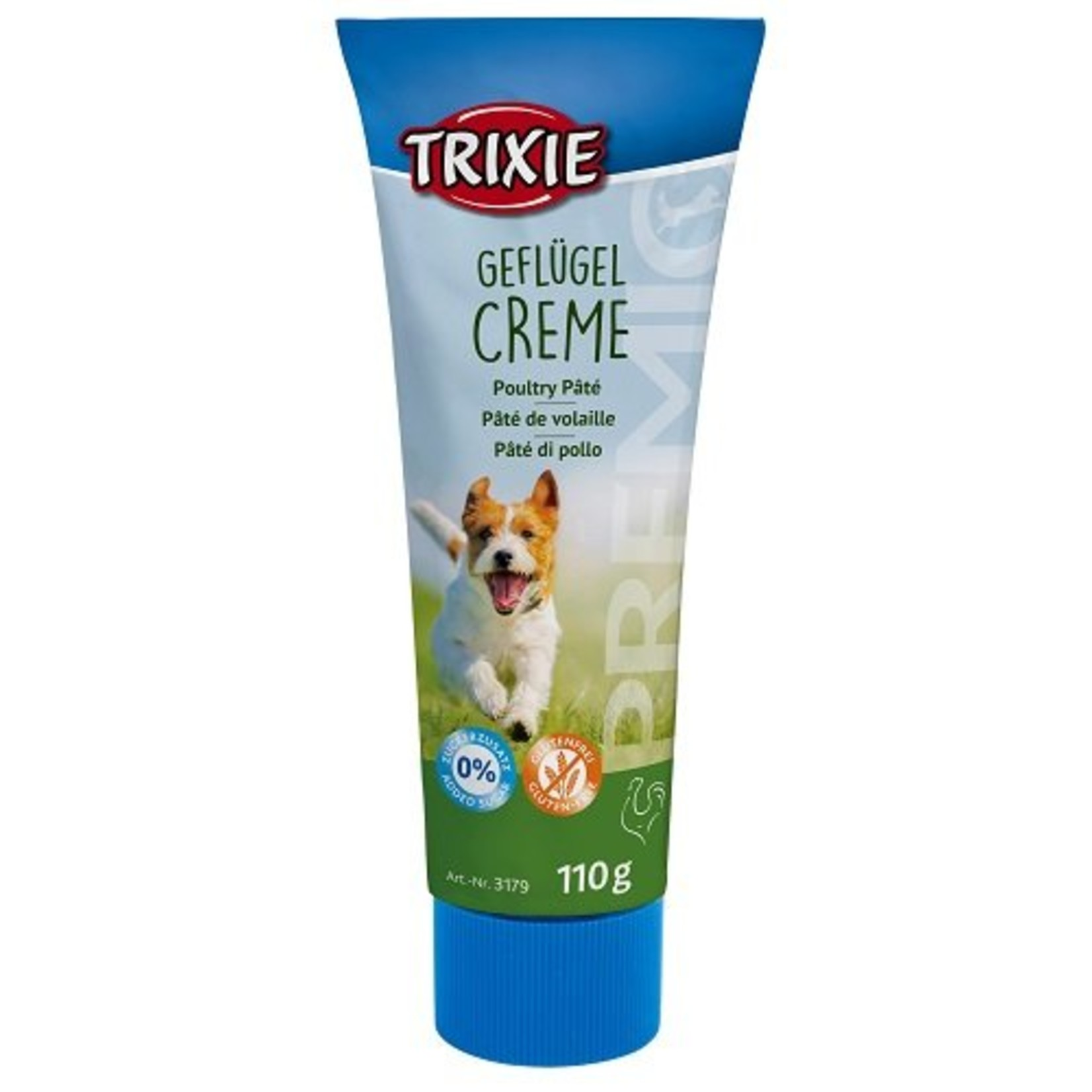 Bacon creme in tube