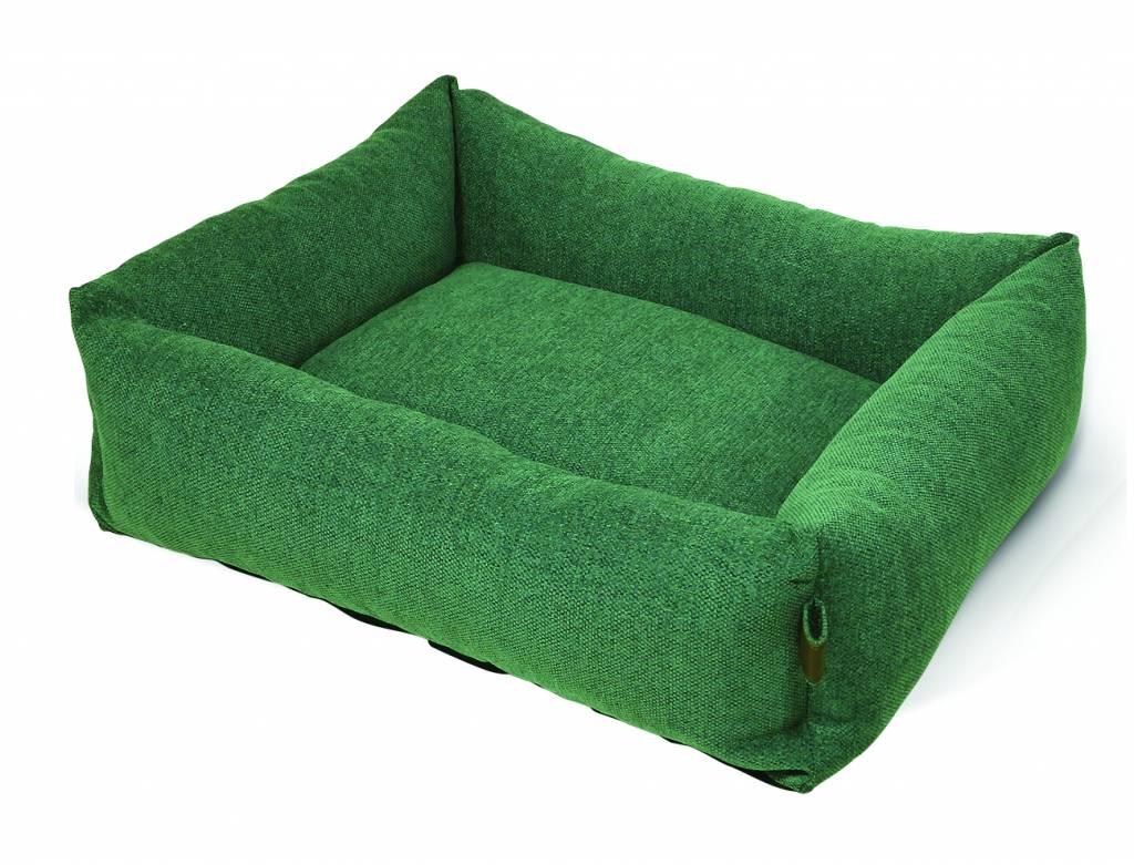 Orthopedisch hondenmand Snug 70 cm  green