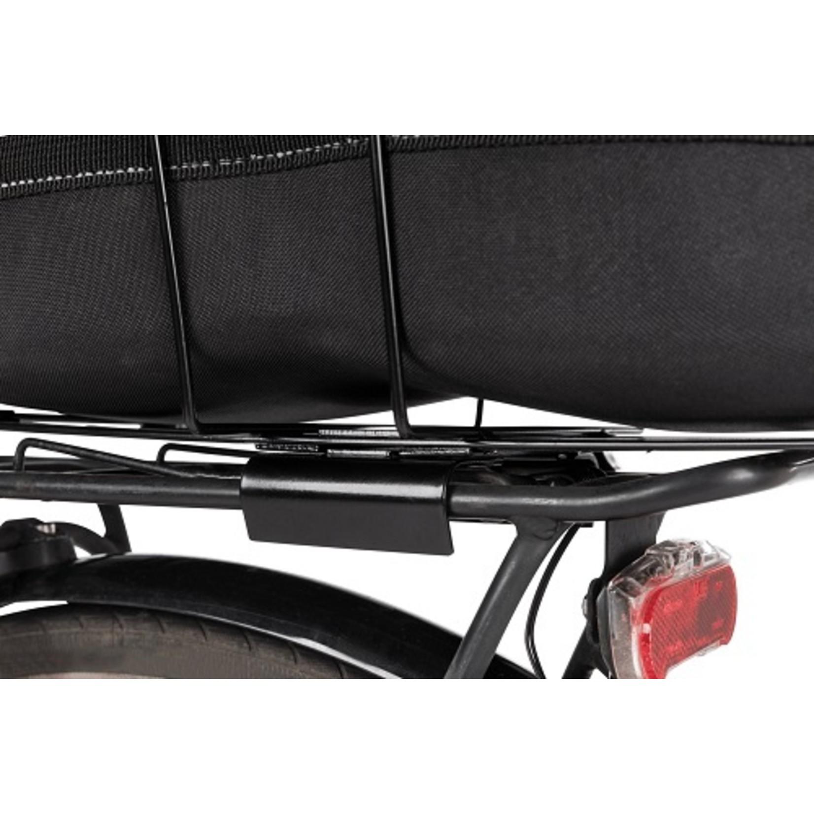 Fietsmand voor smalle bagagedragers, elektrische fietsen.