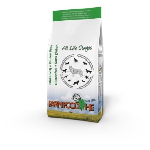 Farm Food Glutenvrij 4 kg