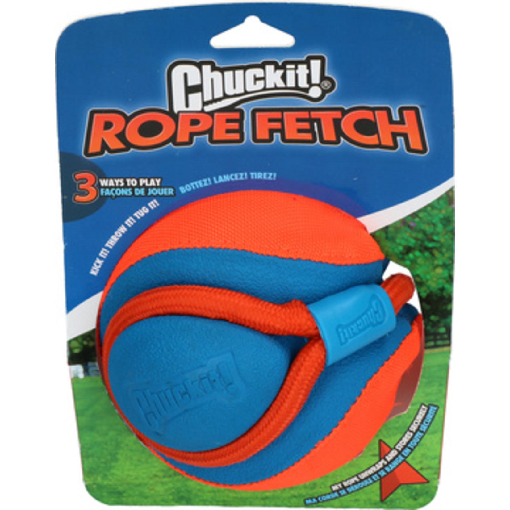 Chuckit Chucit Rope Fetch