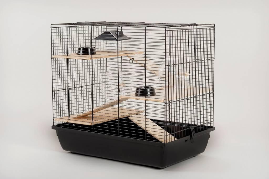 Hamster-ratten kooi Rex 3