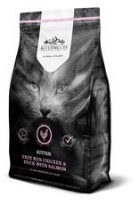 Riverwood Kitten, Kip & Eend met Zalm. 6 kg