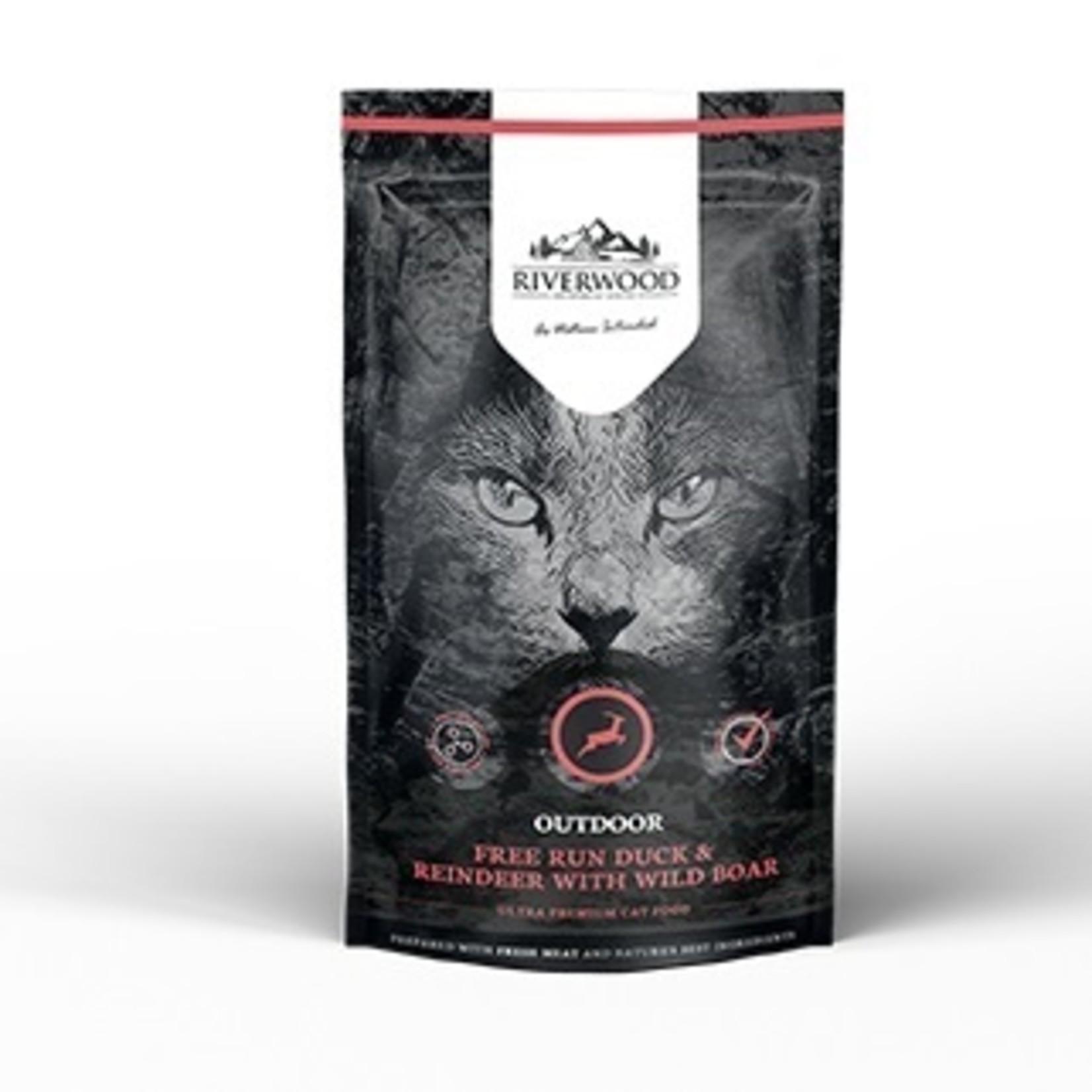 Riverwood Outdoor, Eend & Rendier met Everzwijn. 300 gram