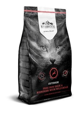 Riverwood Outdoor, Eend & Rendier met Everzwijn. 2 kg.