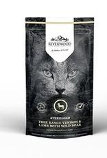 Riverwood Sterilised, Hert & Lam met Everzwijn. 300 gram