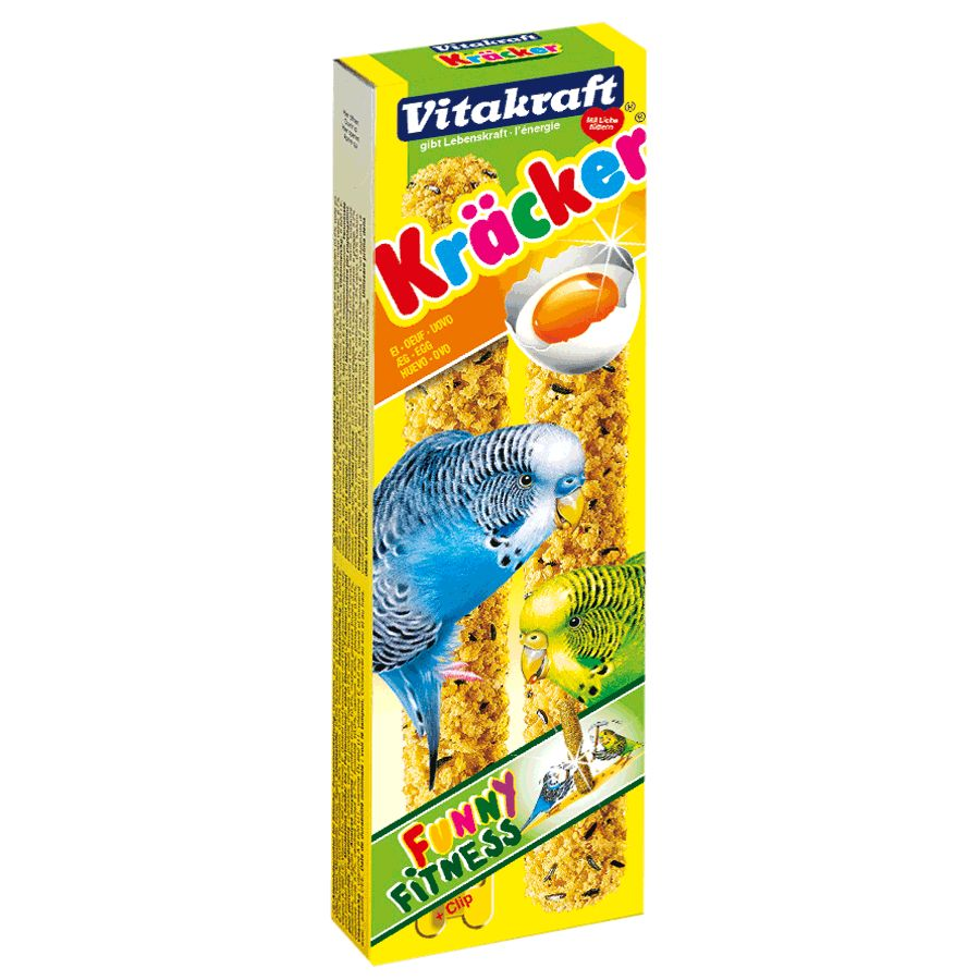 Vitakraft Parkietenckrackers Ei