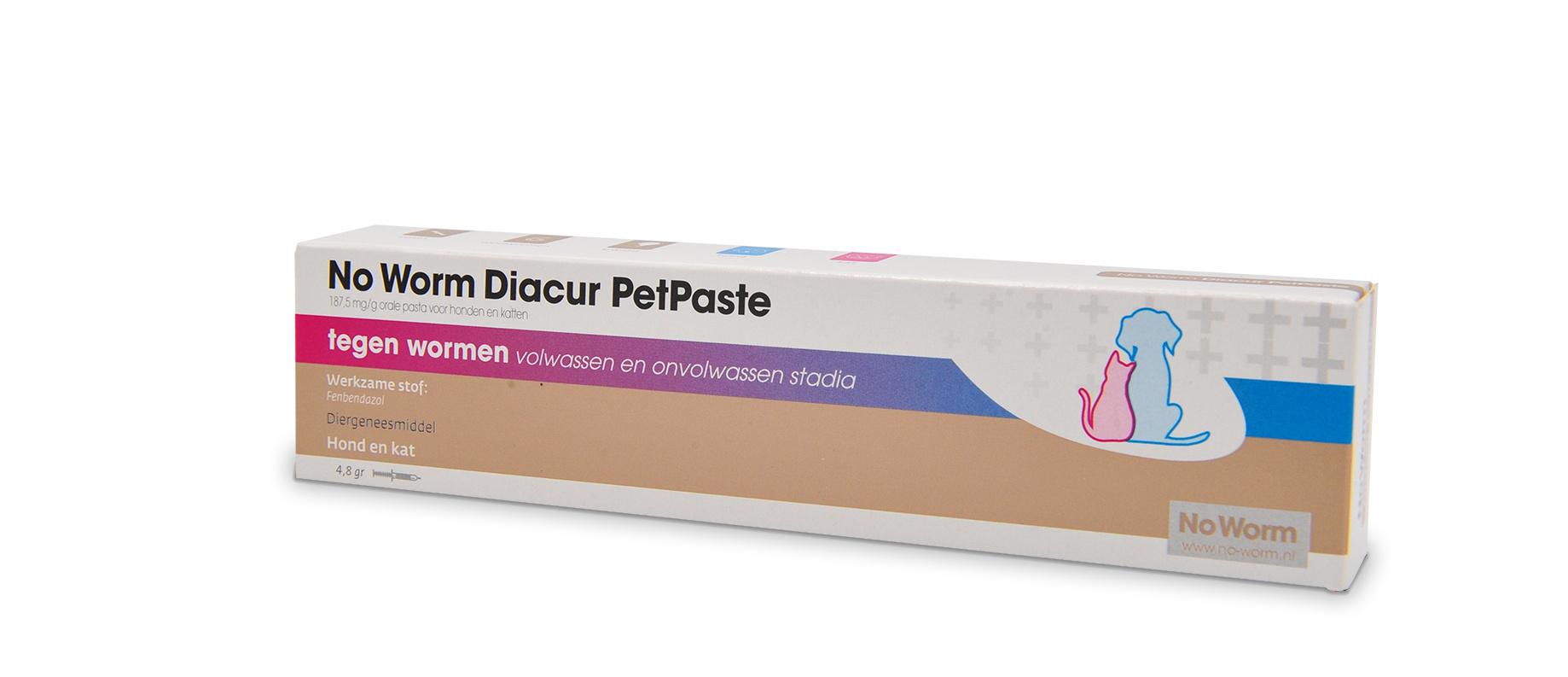 No Worm Diacur Pasta