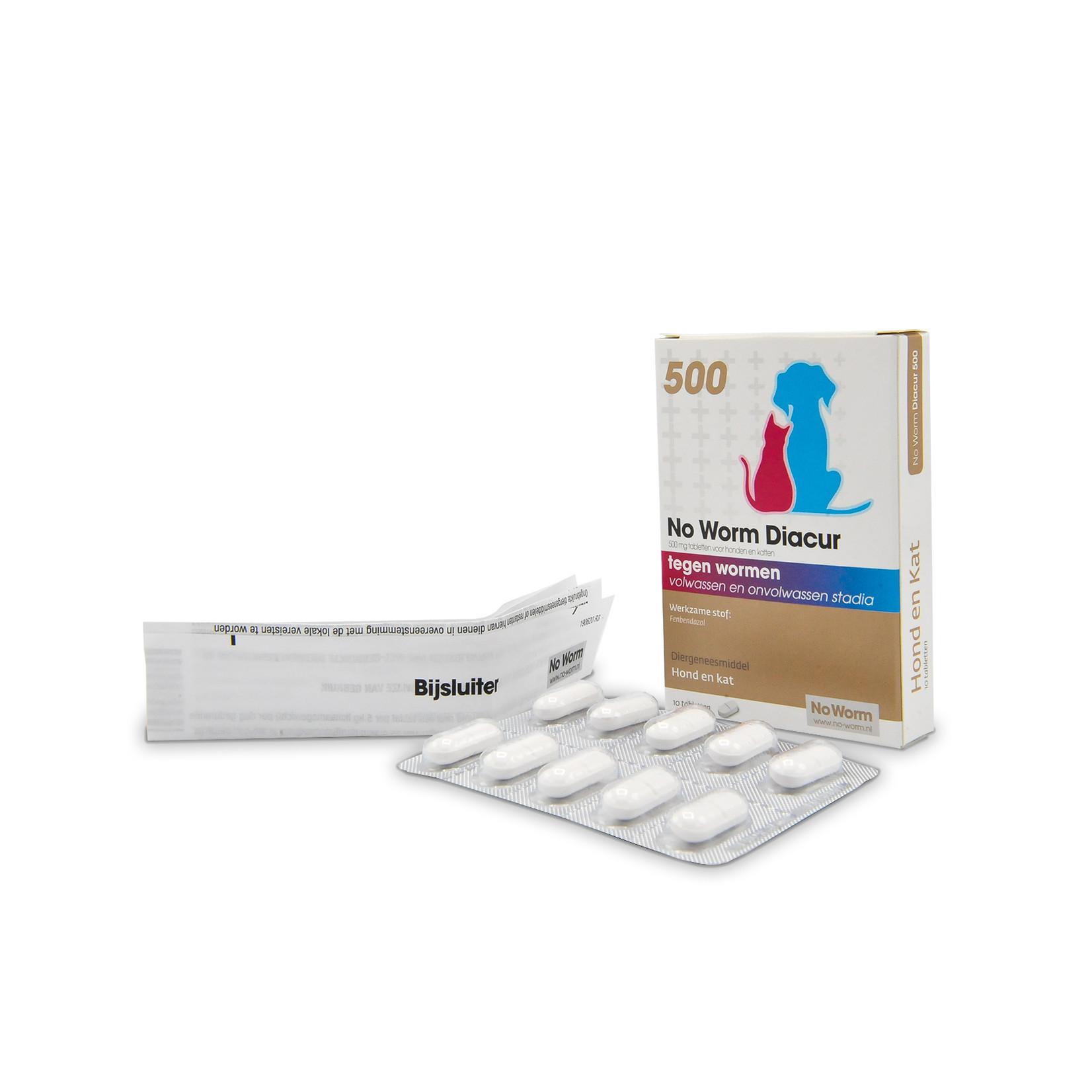 No Worm Diacur 500