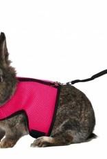 Konijnentuigje soft voor grote konijnen