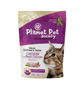 Planet Pet Indoor &  Sterilized. 1,5 kg