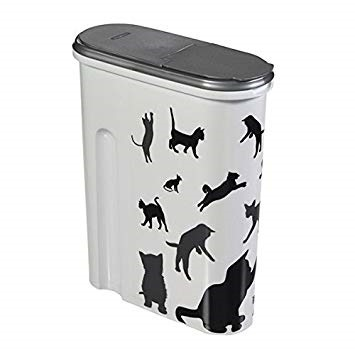 Curver Voercontainer Curver silhouette kat1,5 kg