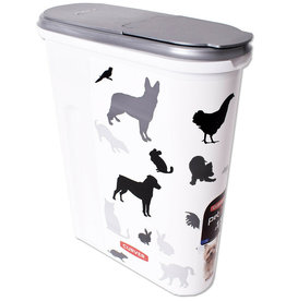 Curver Voercontainer Curver Petlife universeel 1,5 kg