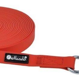 Petlando sleeplijn 5 meter rood