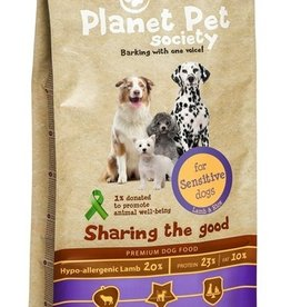 Planet Pet Sensitive 15 kg