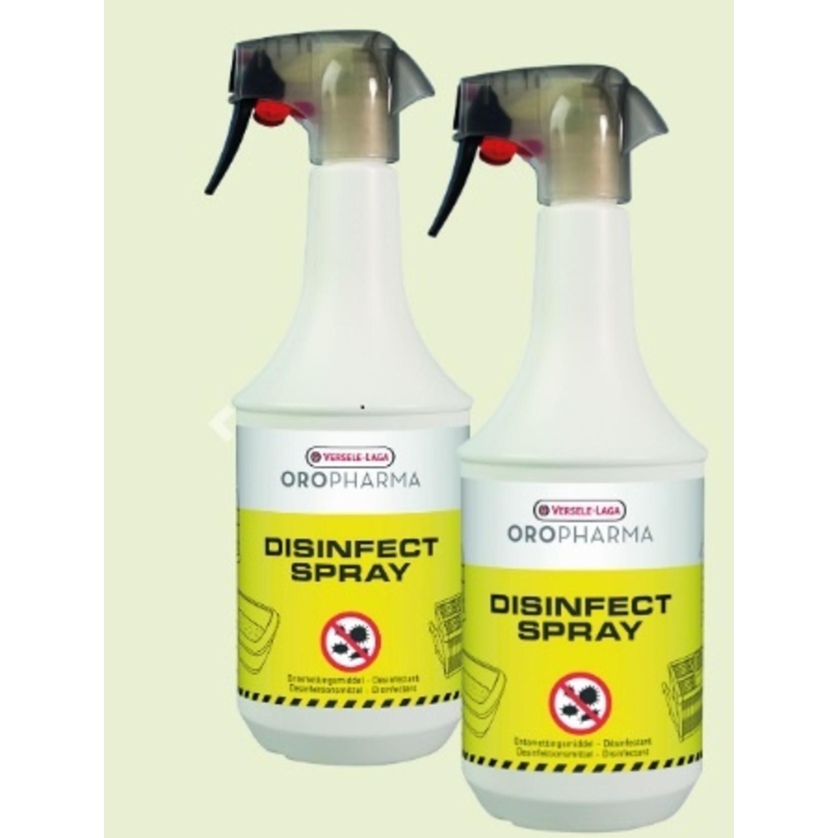Disinfect, Ontsmettingsmiddel. 1 Liter