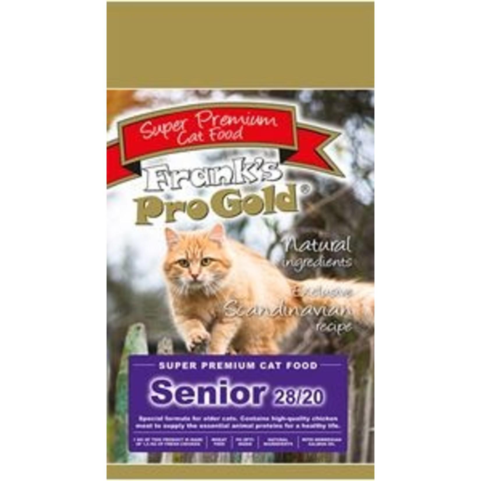 Franks Pro Gold Franks Pro Gold Cat Senior 3 kg