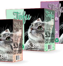 Tofu kattenbakvulling. Lavendel